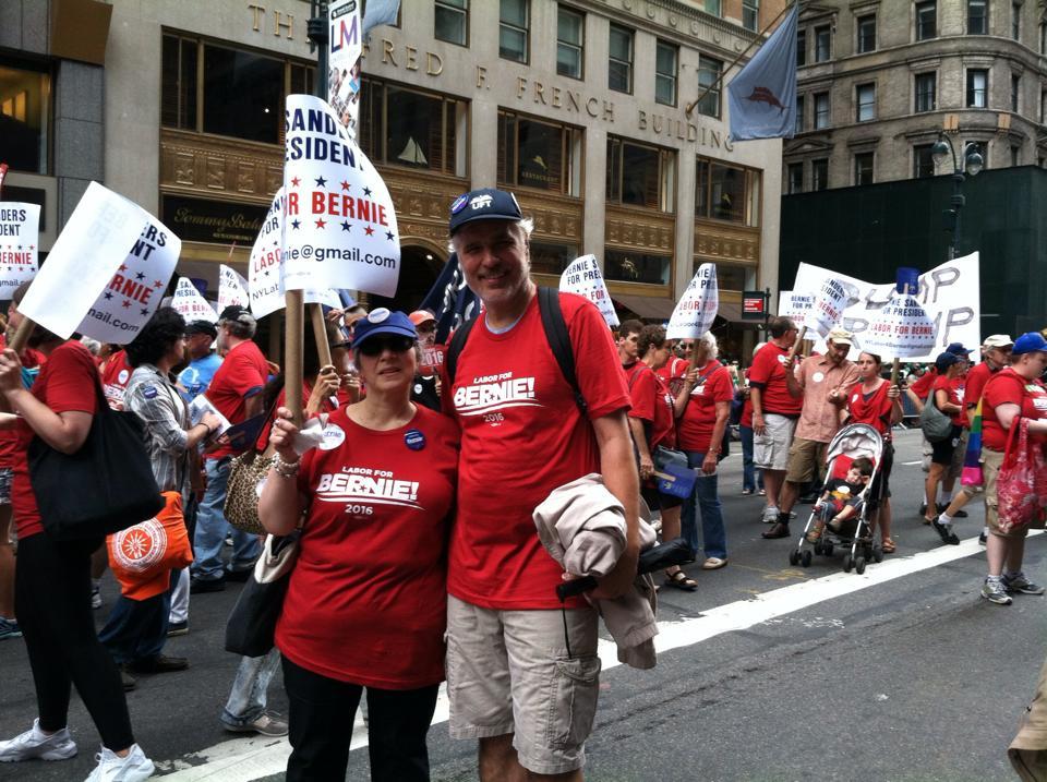 Meet the Bernie Sanders Delegate Running to Lead New York City's 'Republican Borough'