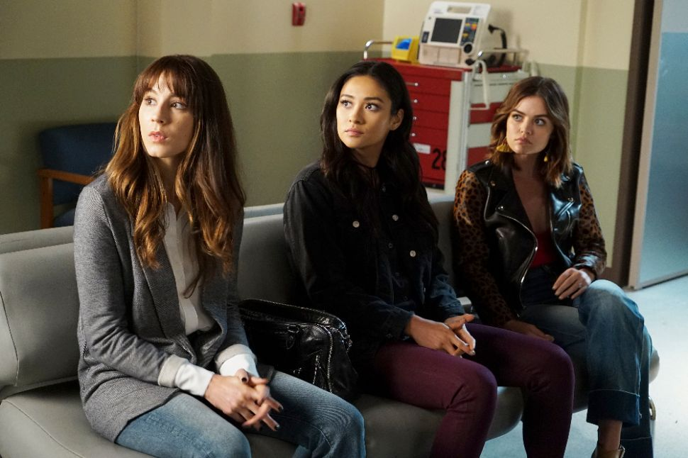 'Pretty Little Liars' Recap 7×13: Hold Your Piece