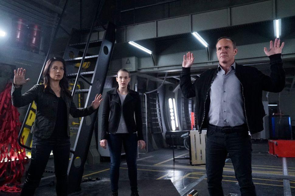 'Marvel's Agents of S.H.I.E.L.D.' Recap 4×21: Crazy in Love