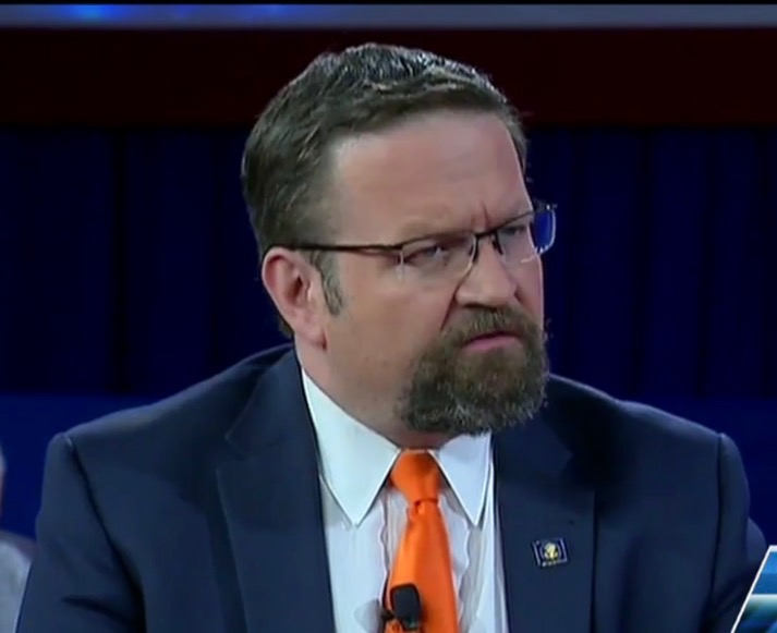 Trump Adviser Gorka Tells Jewish Crowd He's Under Attack Because He's Pro-Israel