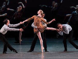 Sterling Hyltin Odessa (World Premiere) Spring Gala, Choreography by Alexei Ratmansky.