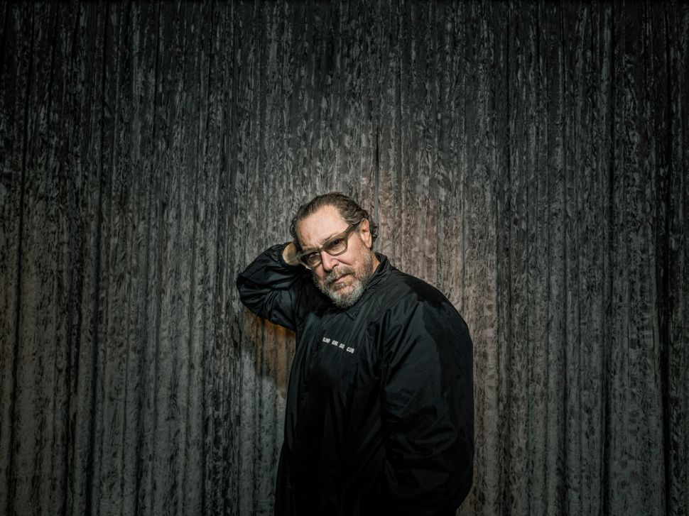 Julian Schnabel on Julian Schnabel: 'I Sort of Feel Like I'm a Broken Vase'