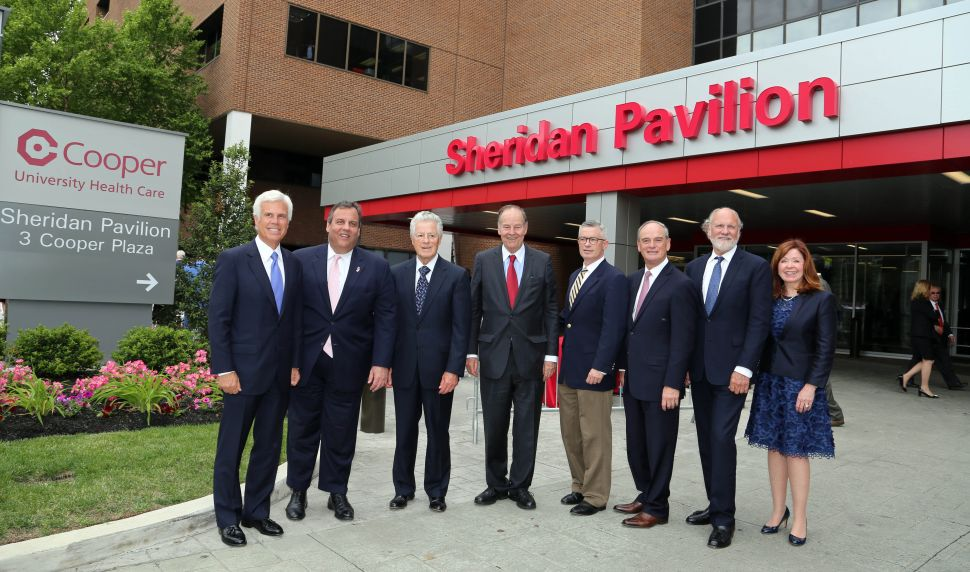 Six Governors and Norcross Honor the Sheridans