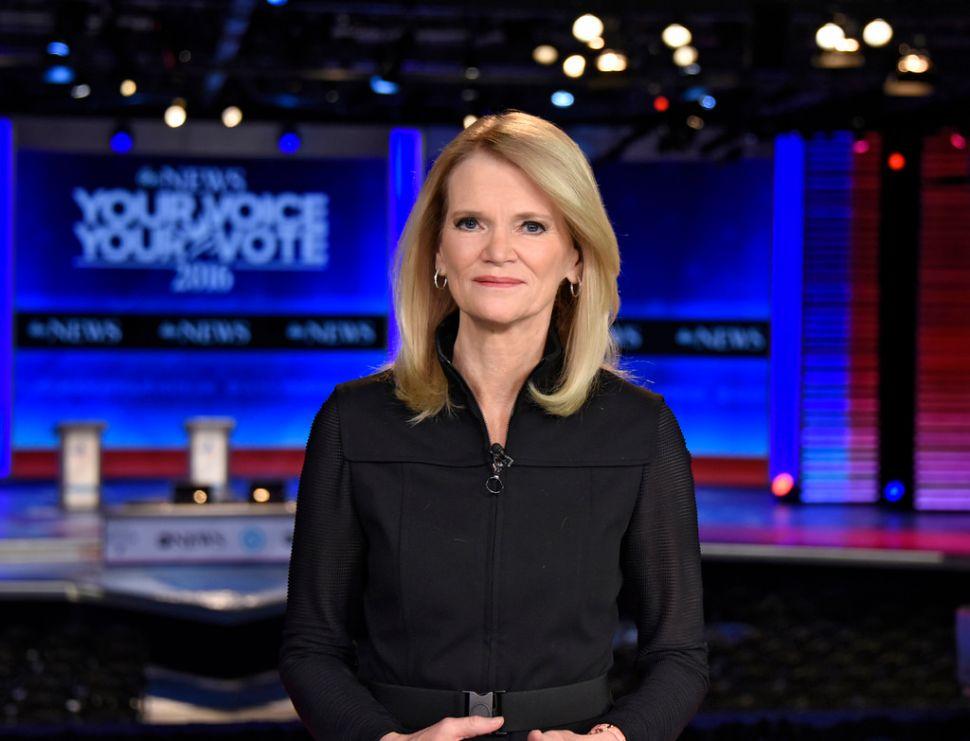 ABC Correspondent Martha Raddatz Has Home News