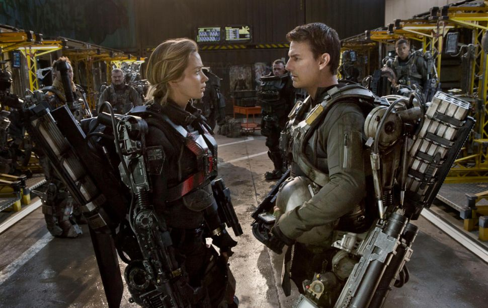 We're Getting an 'Edge of Tomorrow' Sequel and It Has the Dumbest Title