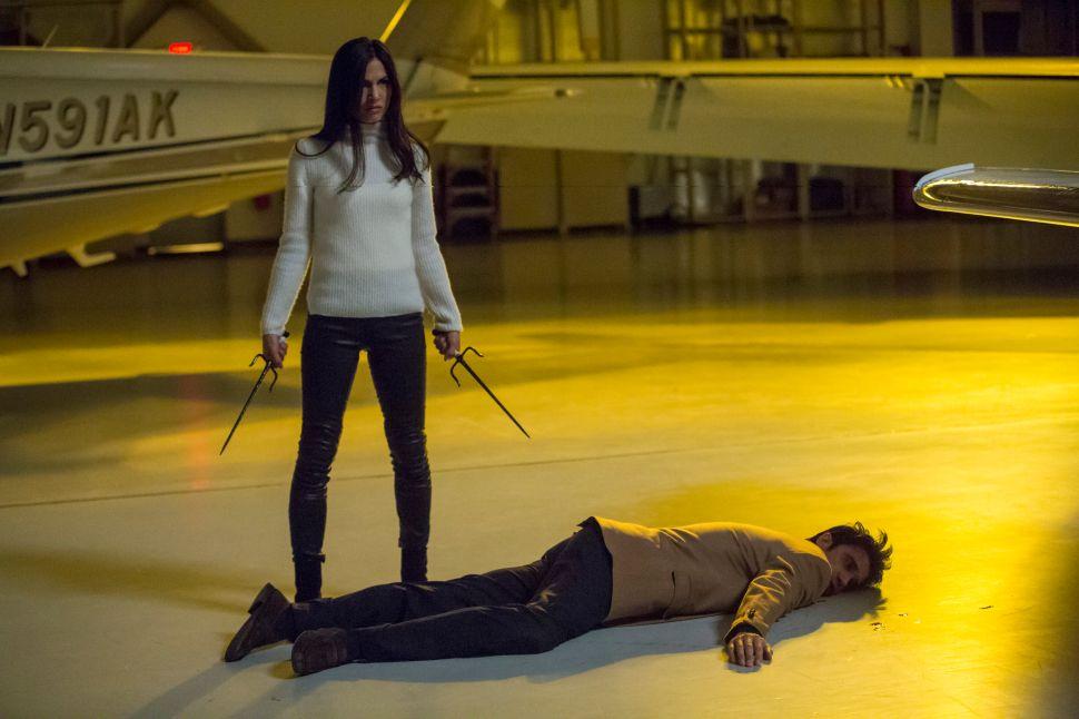 'The Defenders' Teases Elektra's Bloody Return