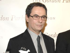 Gerhard Steidl, Karl Lagerfeld==The GORDON PARKS AWARDS Dinner and Auction Celebrating Creativity==Gotham Hall, NYC.