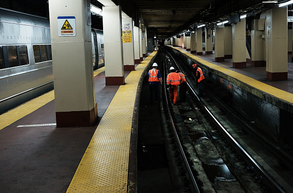 Commuters Facing 90-Minute Train Delays; NJ Transit Blames Amtrak