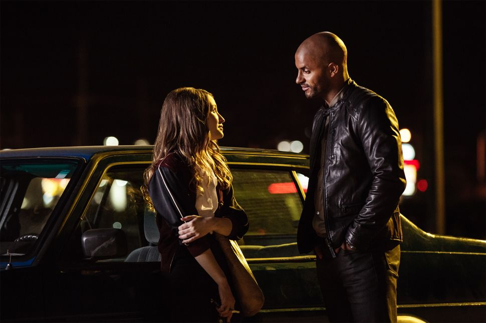 'American Gods' Star Ricky Whittle on Playing Shadow Before and After Laura Moon