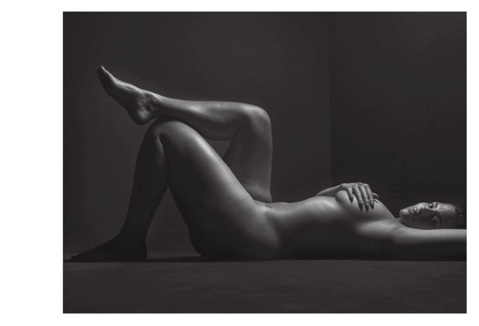 Ashley Graham Holds Nothing Back in This Nude Photoshoot for V Magazine