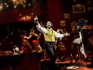 A scene from 'Natasha, Pierre and the Great Comet of 1812.'