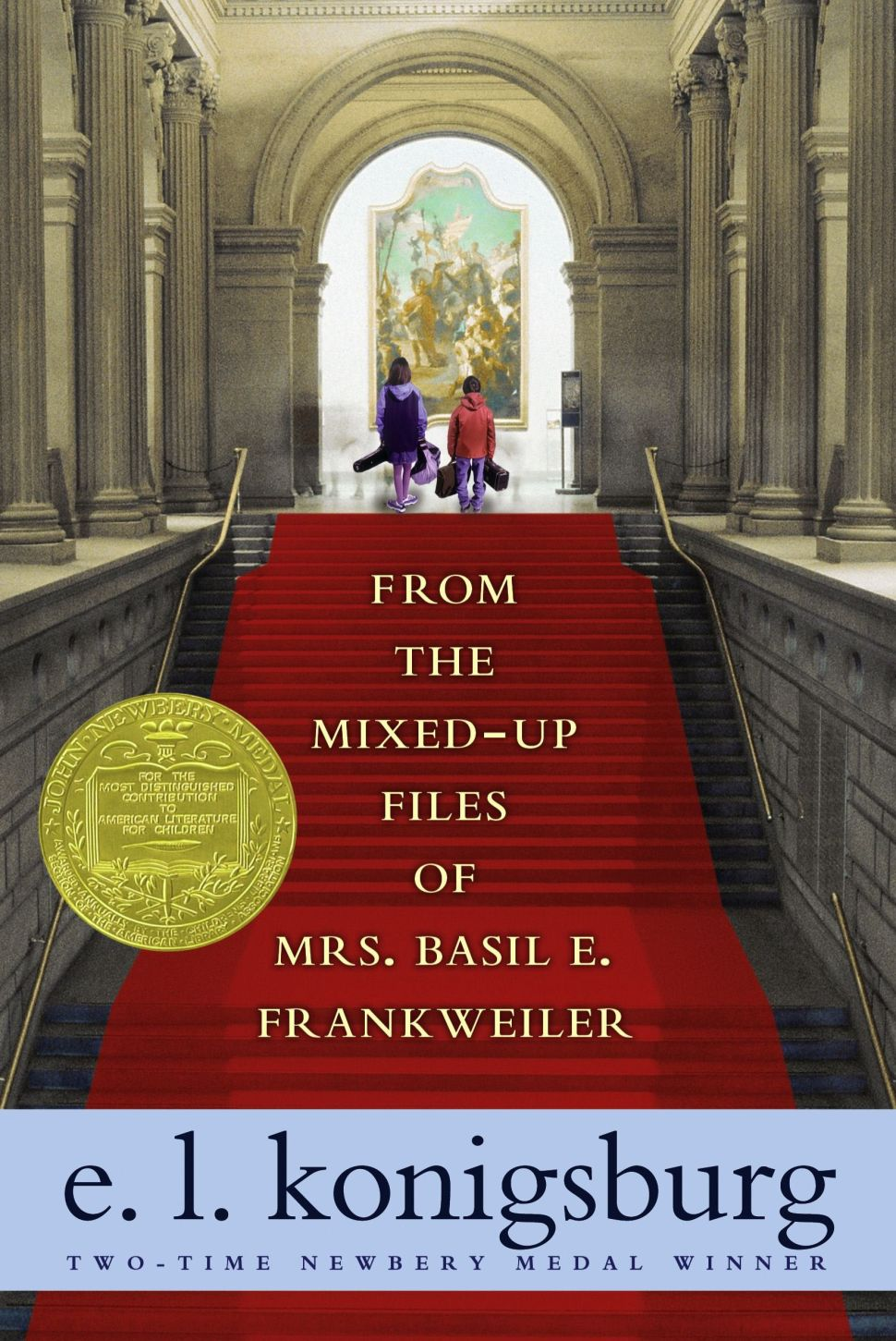A Popcorn Kernel Inspired 'From the Mixed-Up Files of Mrs. Basil E. Frankweiler'