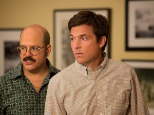 David Cross and Jason Bateman in Arrested Development.