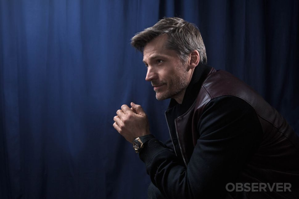 Nikolaj Coster-Waldau on 'Small Crimes,' Second Chances and Death by Dragon Fire