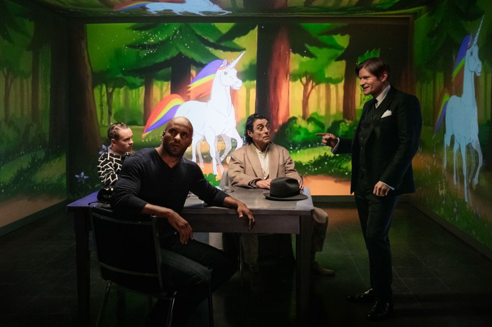 'American Gods' Episode 5 Talk-Back: We Are the World
