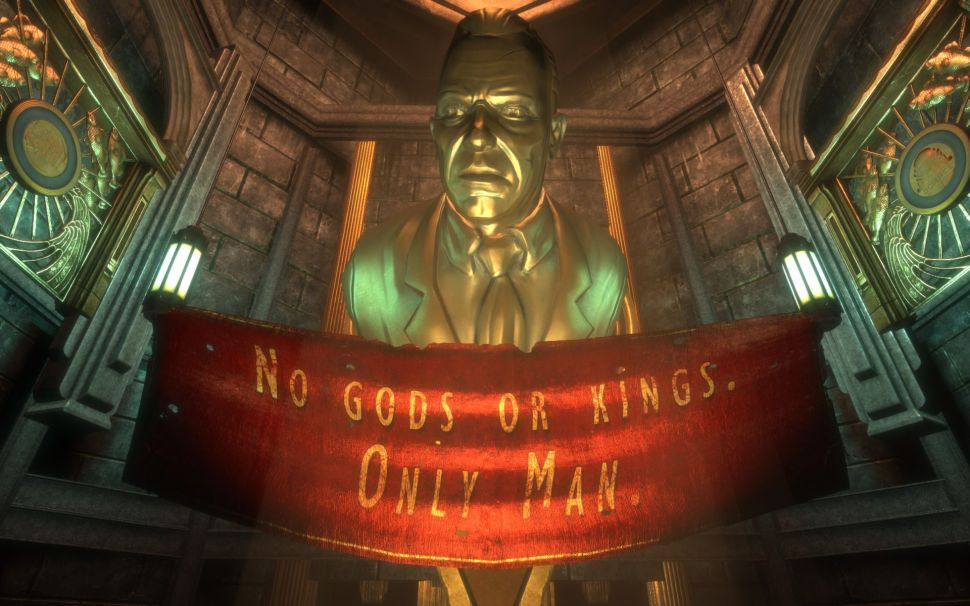 15 Great Video Game Narratives That Aren't 'Bioshock'