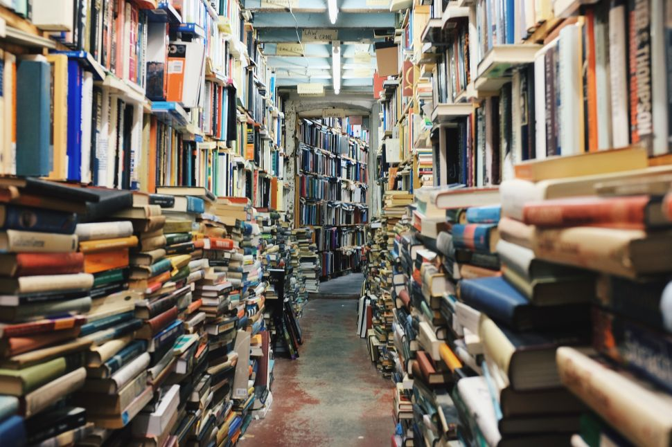 How My 1994 High School Job at a Bookstore Foretold Amazon's Conquest