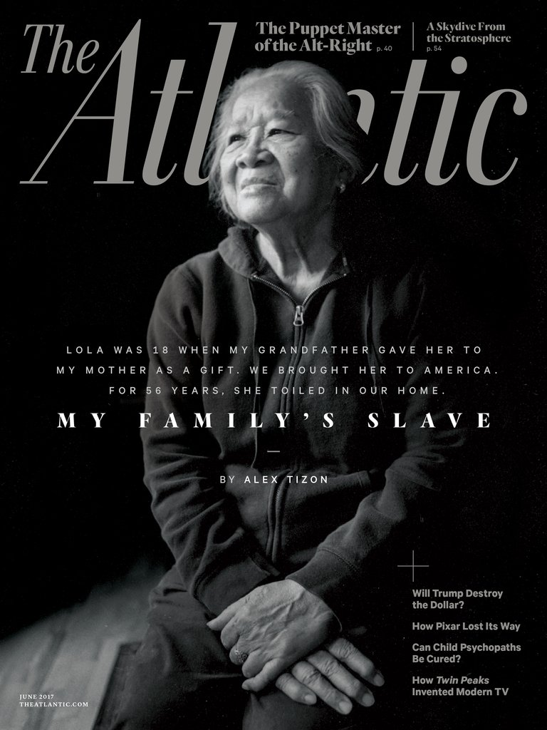 'Disgusted' Women, Minorities Criticize Viral Atlantic Story 'My Family's Slave'