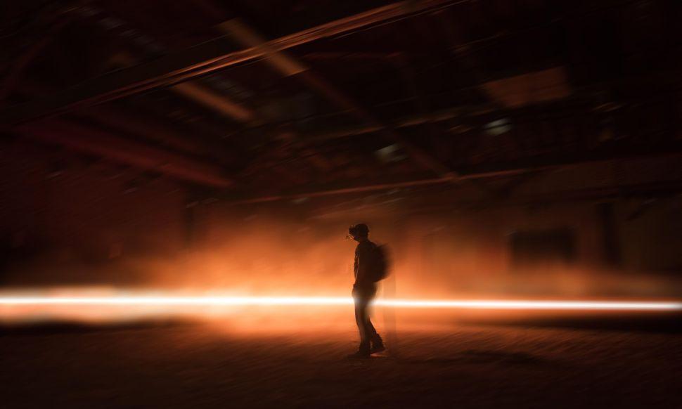 Cannes Film Festival Dispatches Part 4: 'Carne y Arena' VR Short Leaves You Shaken