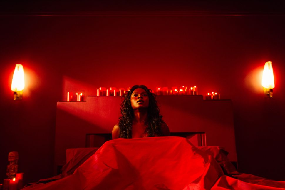 'American Gods' Star Yetide Badaki on the Pressures of Being a Love Goddess