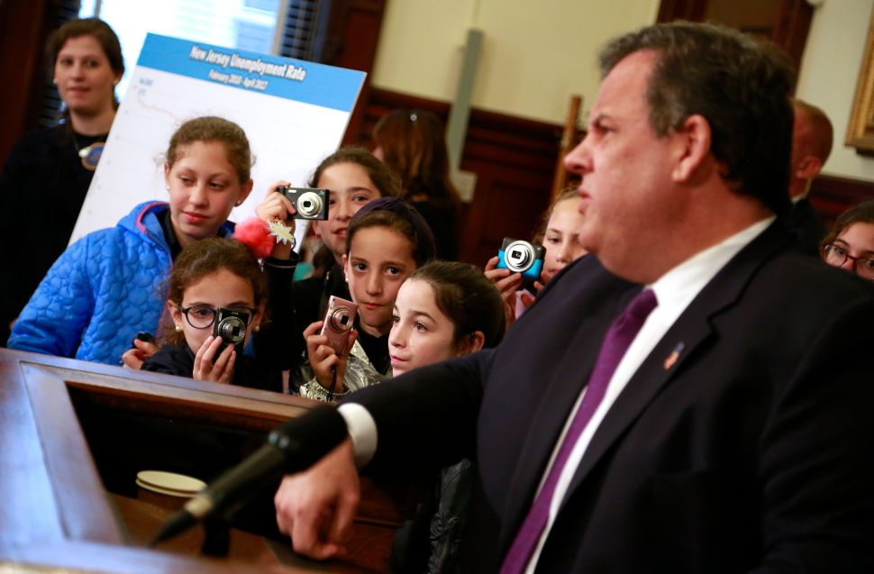 Christie Still Has a Few Things to Say