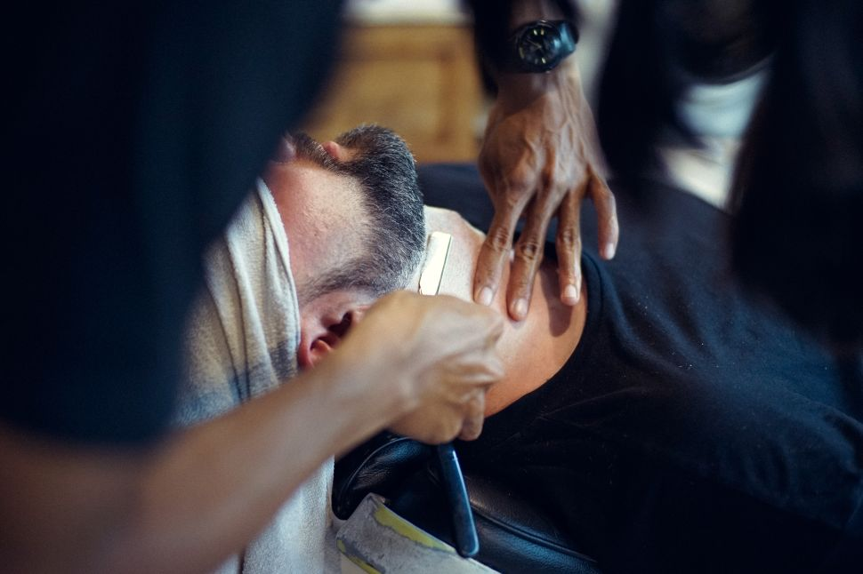Bid Adieu to Razor Burn and Shave Like a Class Act