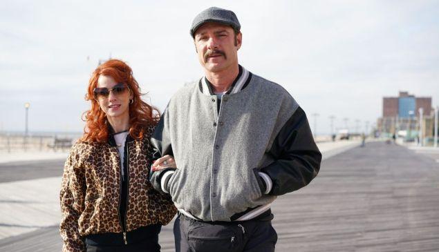 Naomi Watts and Liev Schrieber in Chuck.
