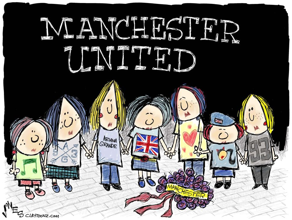 Manchester Will Never Be Defined by the Bottom Feeder of All Criminals