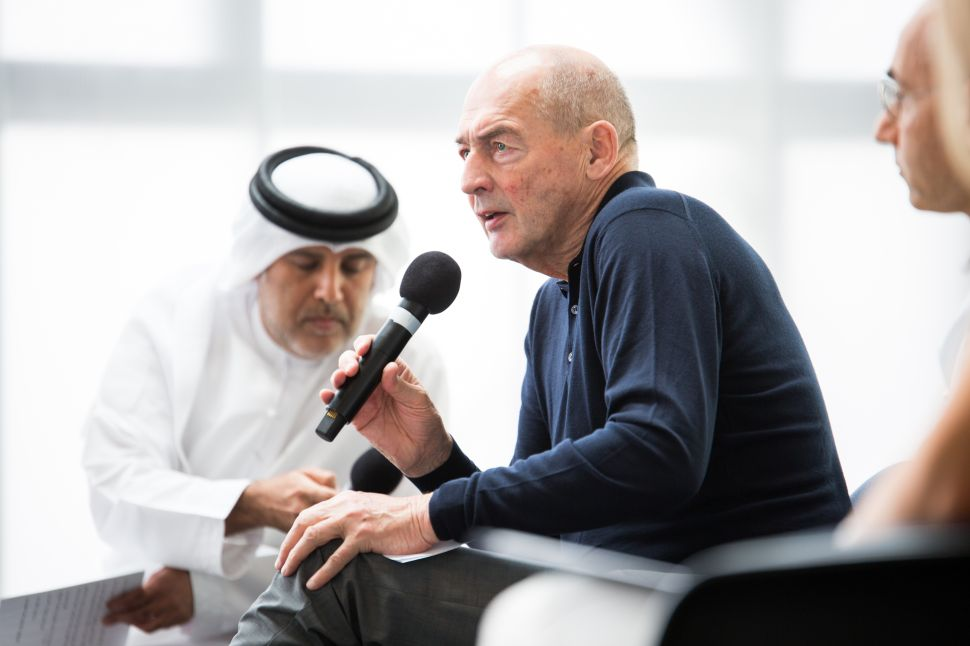 Rem Koolhaas on the Regal Appeal of Designing for Dubai