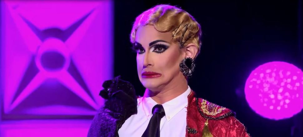 'RuPaul's Drag Race' Interview: Cynthia Leaves