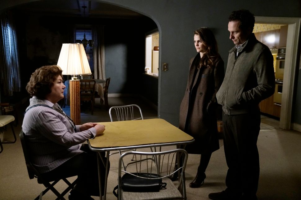 'The Americans' Recap 5×10: The Red Wedding