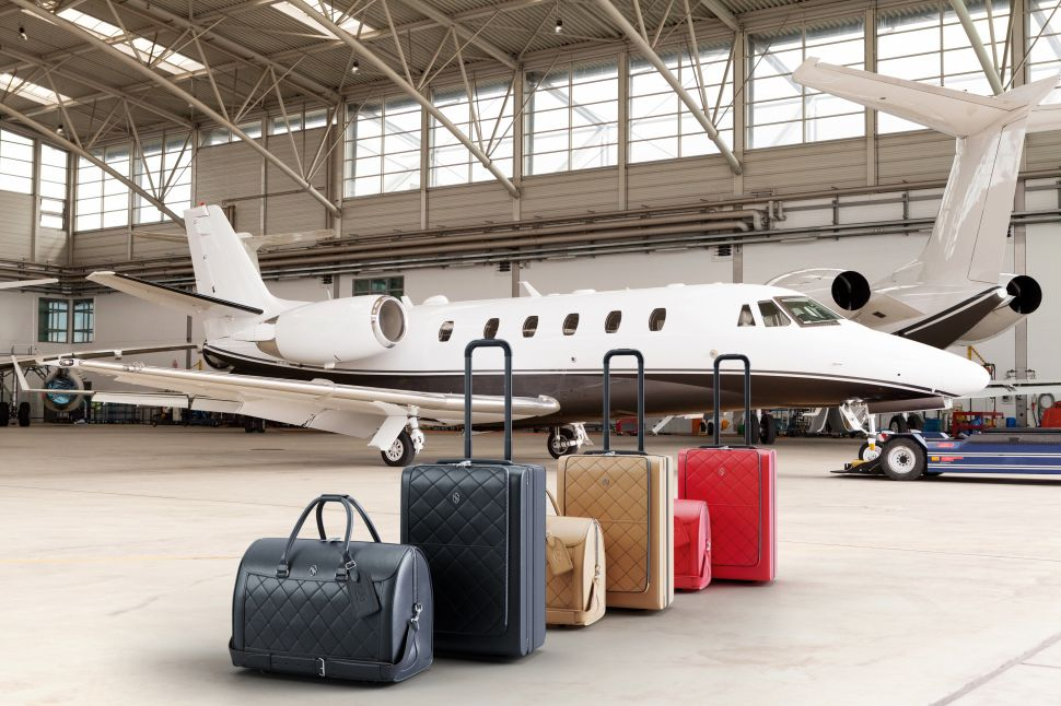 Travel in Style With the Most Luxurious Suitcases Money Can Buy