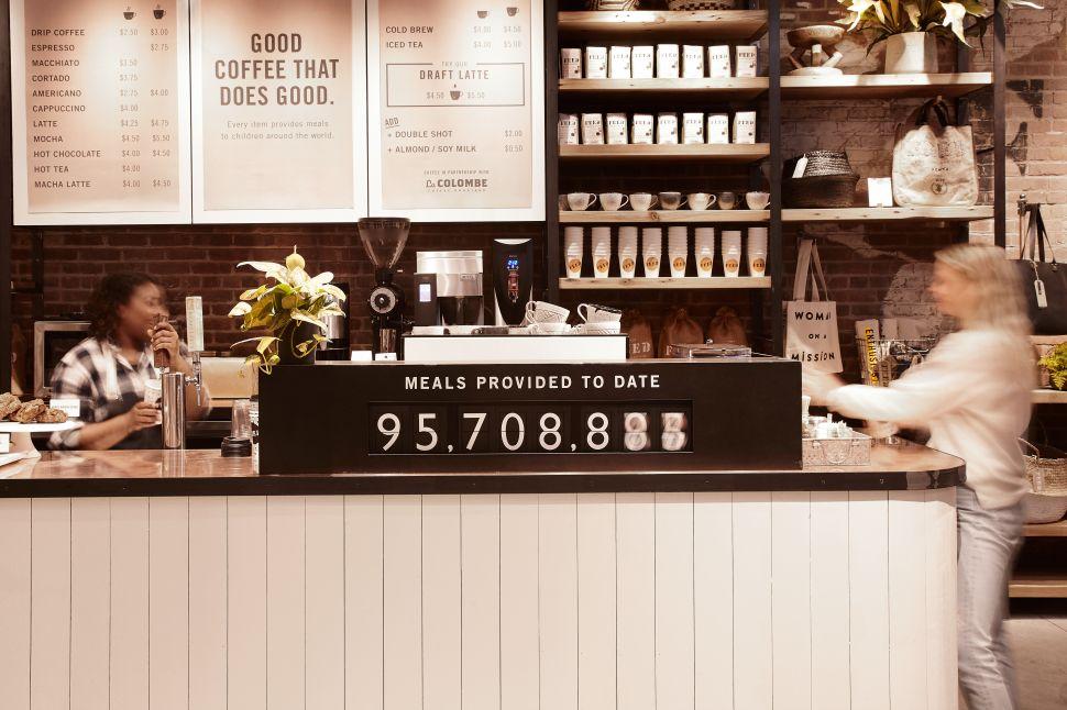 Lauren Bush Lauren's First Store Includes a Charitable Café