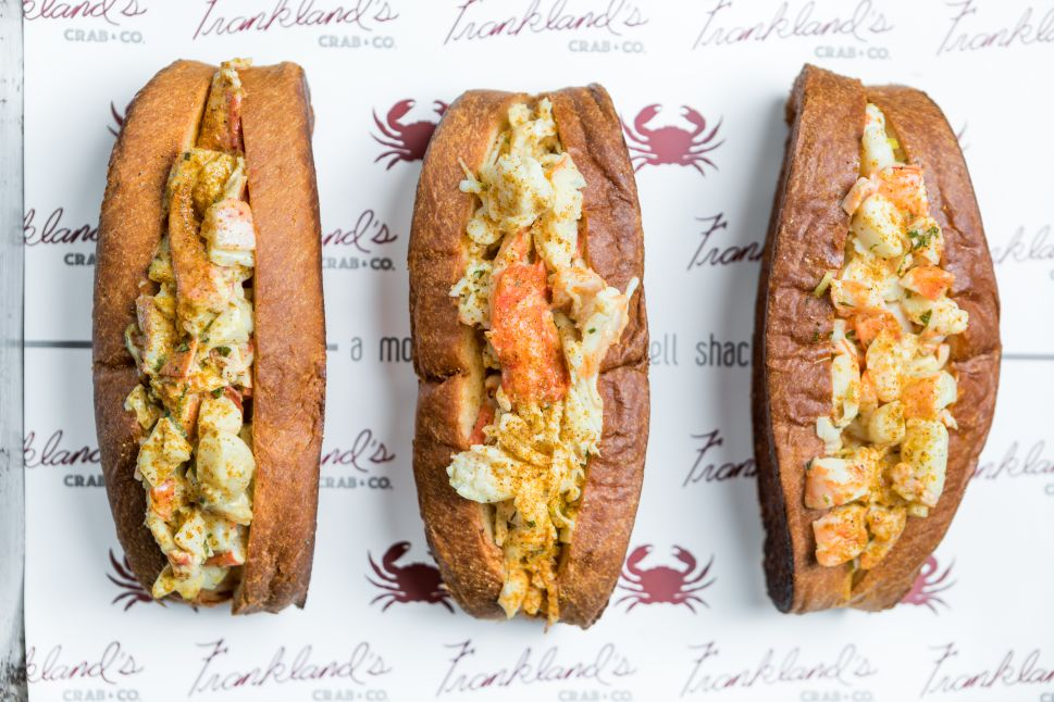 Frankland's Crab & Co. Is LA's Chill Seafood Shack