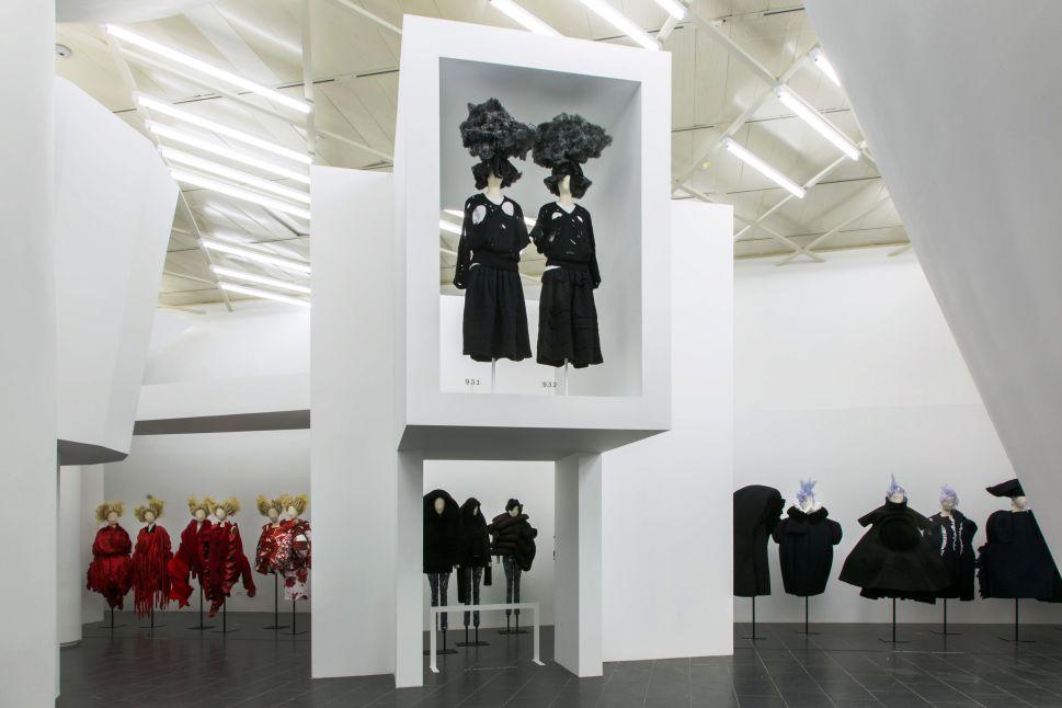 Comme des Garçons First Look: The Art of the In-Between