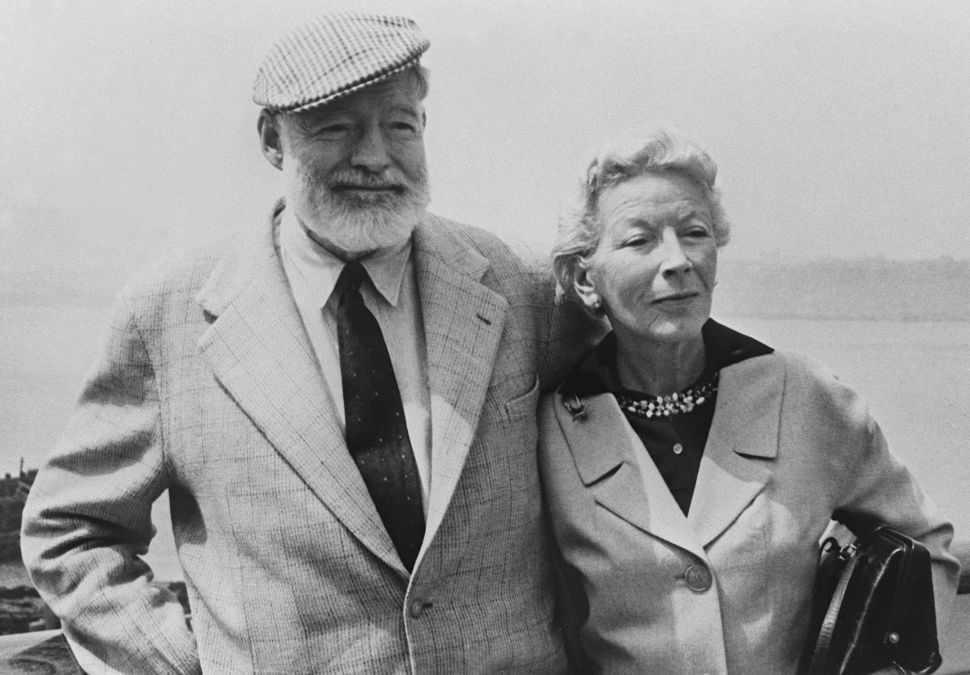 People Think Ernest Hemingway Hated Women—He Absolutely Did Not