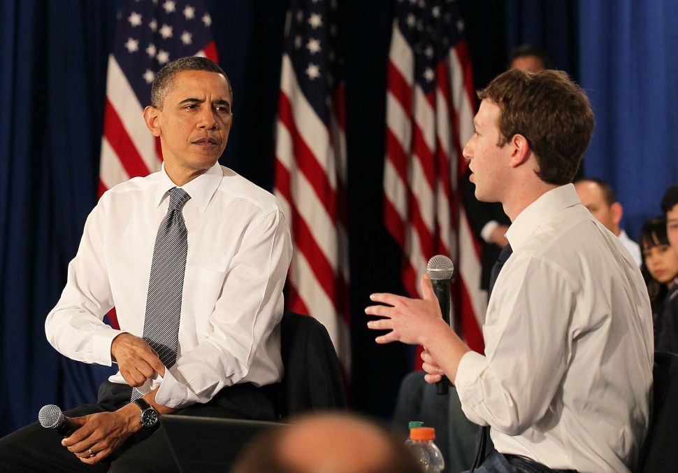 People Really, Really Don't Want Mark Zuckerberg to Run for President