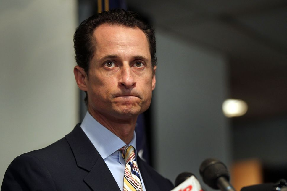 The Humiliating Downfall of Anthony Weiner