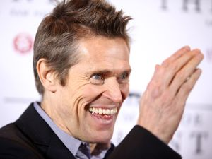 Willem Dafoe is your new Vicent van Gogh.