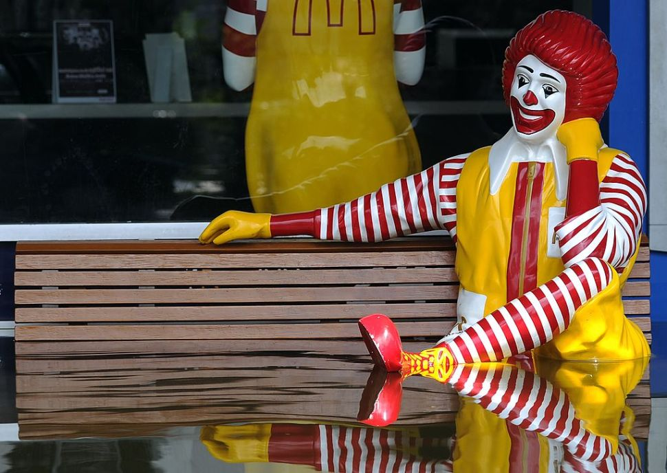 Criminals Use McDonald's Prices for Kinder, Gentler Digital Extortion