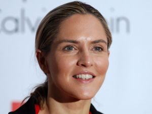 LONDON, ENGLAND - NOVEMBER 23: Louise Mensch MP, attends awards celebrating the achievements of women in the workplace at St Pancras Renaissance Hotel on November 23, 2011 in London, England.