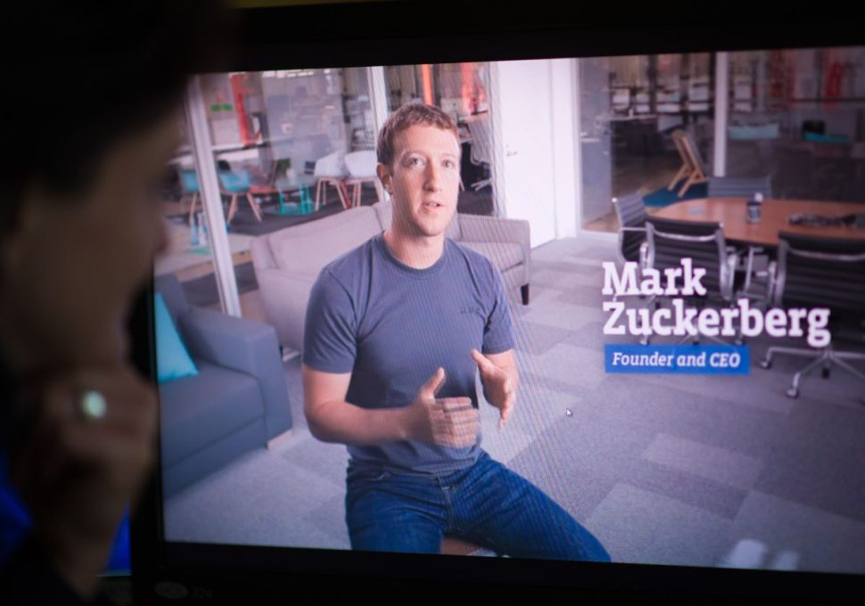 Facebook Wrecked Online Video