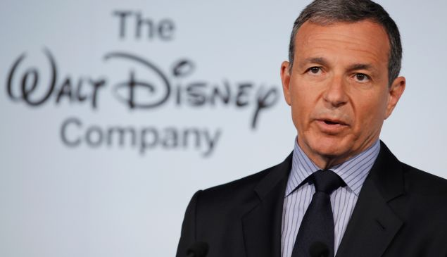 The Walt Disney Company Chairman and CEO Robert Iger . Disney has combined all of its digital business into Disney Digital Network.