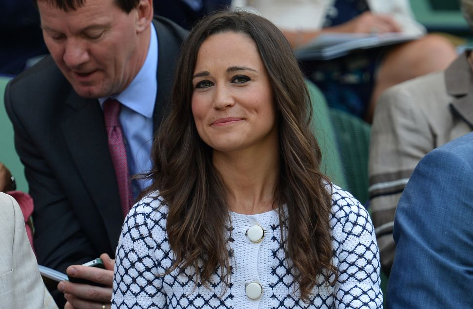 Will Pippa Middleton's Wedding Venue Be Ready on Time?