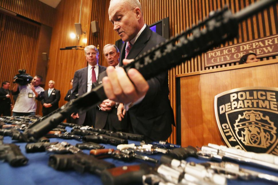 Ray Kelly, Reportedly on Shortlist to Lead FBI, Backed Gun Control Measures Trump Opposes