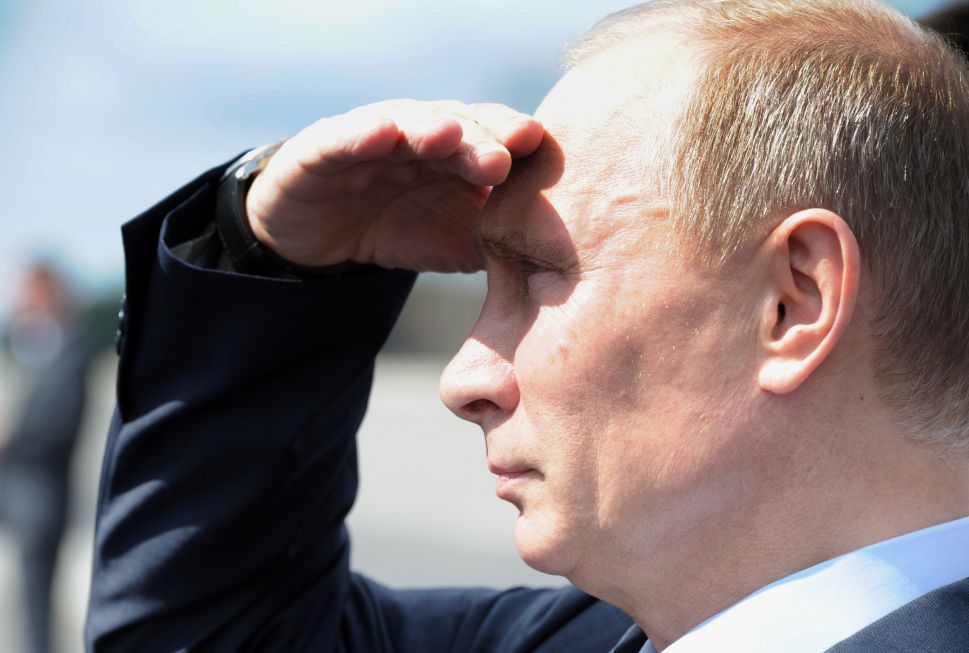 Vladimir Putin, Energy Tsar, Couldn't Care Less About Your Opinion