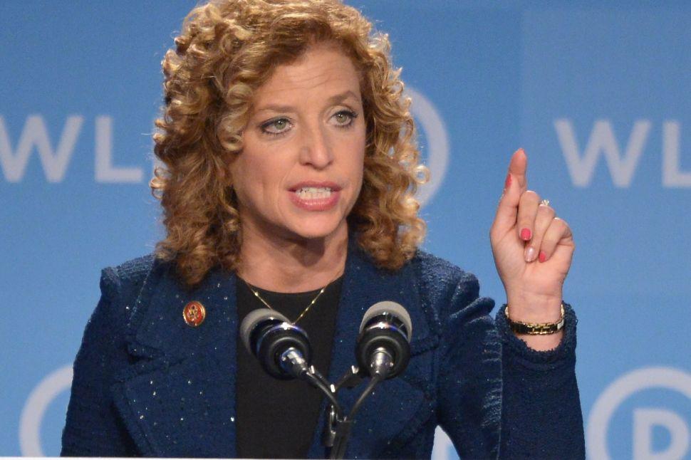 Debbie Wasserman Schultz Threatens Capitol Police Over IT Staffer Investigation