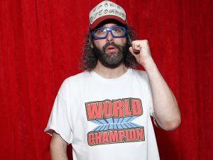 Comedian Judah Friedlander.