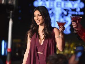 Kim Kardashian, the reigning queen of the contour.