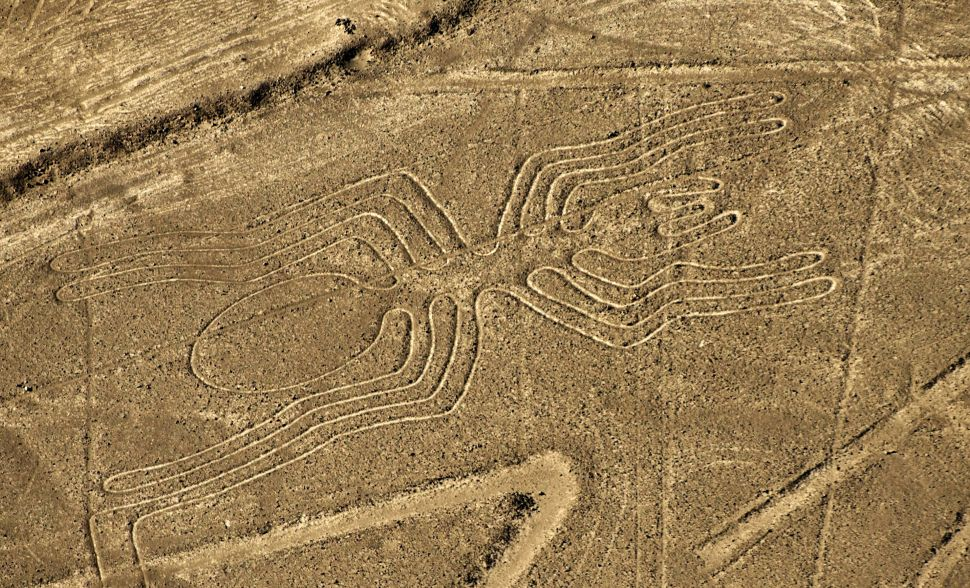 Satellite Images May Have Solved the Mystery of Peru's Nazca Lines